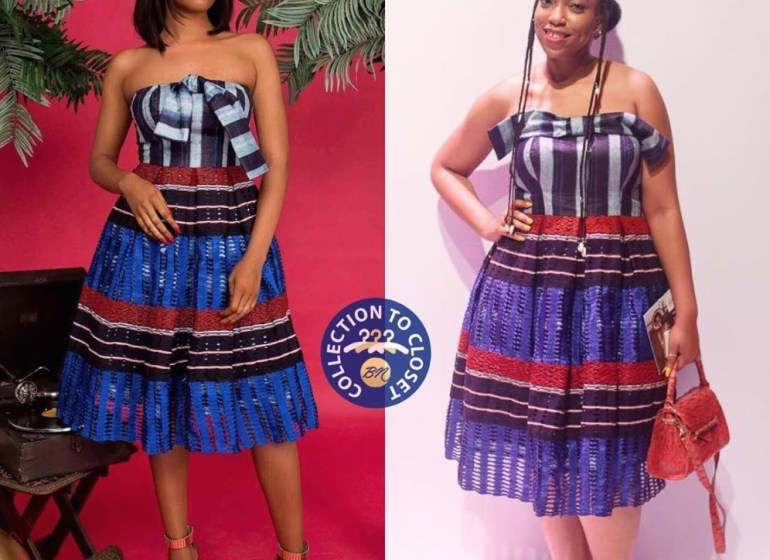 BN Collection to Closet: Eki Ogunbor in Mazelle Studio