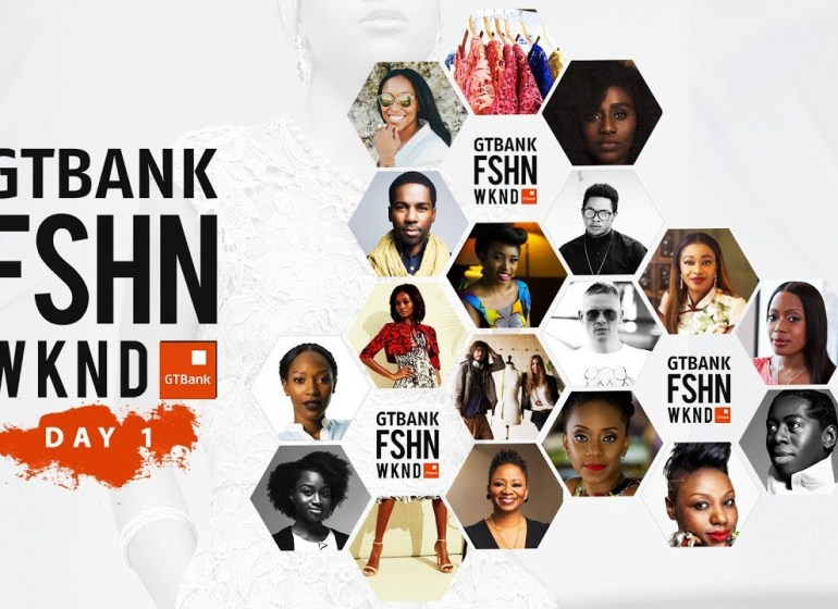 #GTBankFashionWeekend 2017 Day 1 Highlights | WATCH