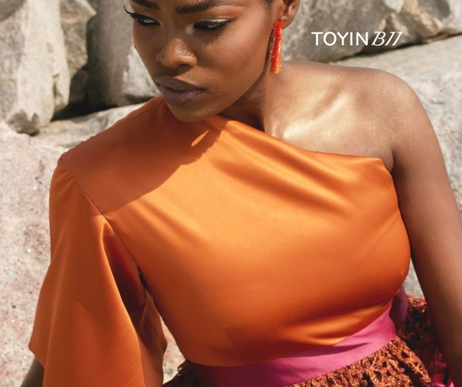The Toyin Bii Woman is Living Young, Wild & Free