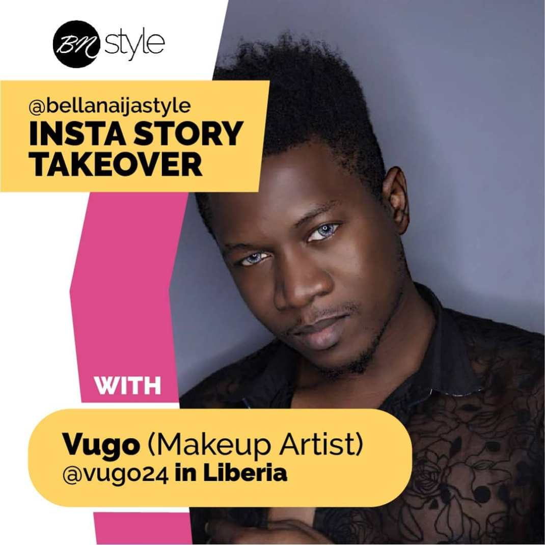 BellaNaija Style will be following Abuja based makeup artist, Victor Ugochukwu of Vugo artistry as he takes a tour of Liberia, showing us the fun, facts and ...