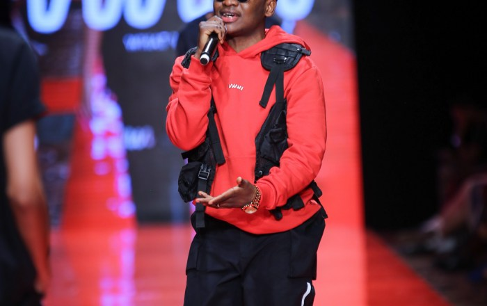Celebrities hit the Runway at ARISE Fashion Week 2018