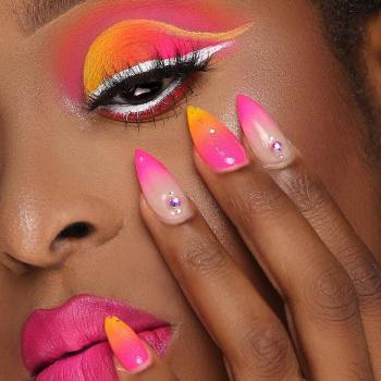 No One Does Fearless Summer Beauty Like Ronke Raji