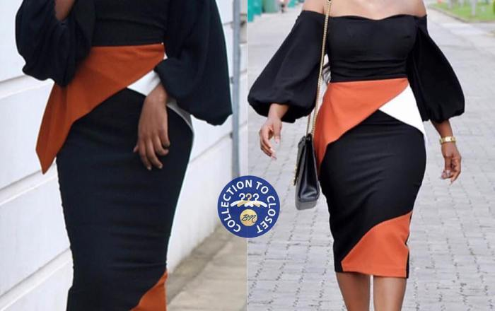Issa Look! #BBNaija's CeeC Totally Slayed this Wana Sambo Dress