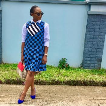 Rhoda Ebun shares 3 Ways to Wear a White Shirt Dress on Style 411 | WATCH