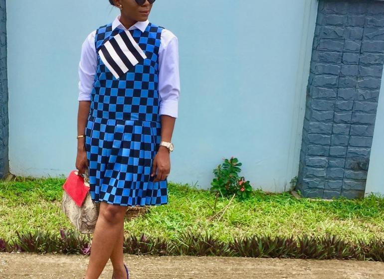 Rhoda Ebun shares 3 Ways to Wear a White Shirt Dress on Style 411   WATCH