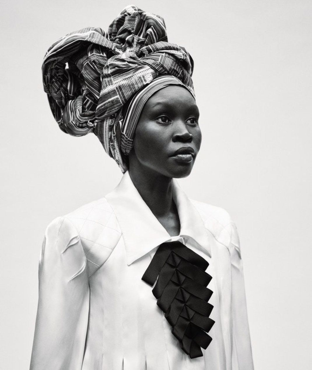 Alek Wek and Adut Akech Make Vogue Magazine's List of Stars Who Continue to Shine on a Global Stage