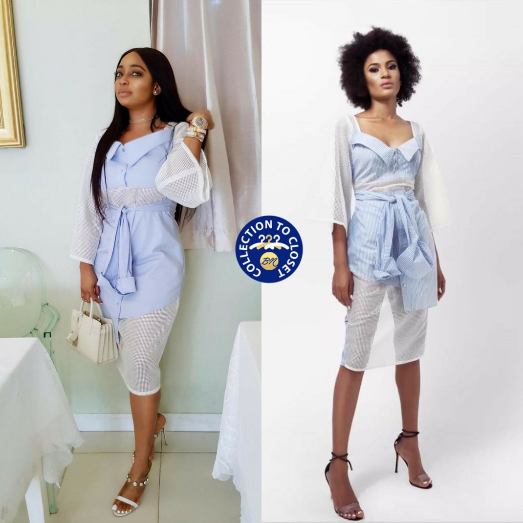 Tracy Nwapa In Style Temple