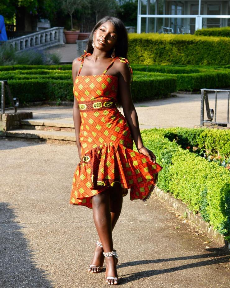 too much sauce! look perfect to any place in these amazing ankara styles TOO MUCH SAUCE! LOOK PERFECT TO ANY PLACE IN THESE AMAZING ANKARA STYLES  grandykat in  ogelondon
