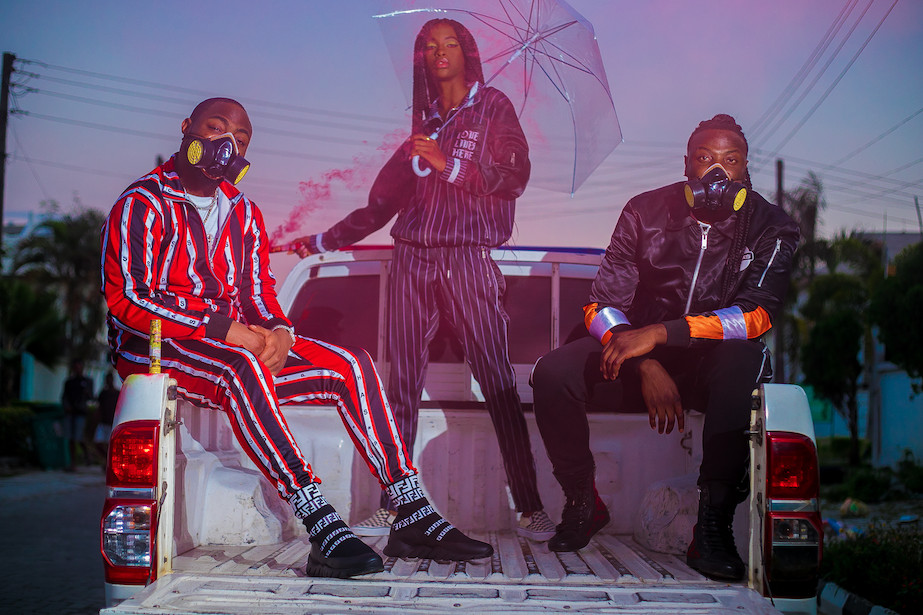 Sanusi Lagos Release New Collection In Collaboration with Davido