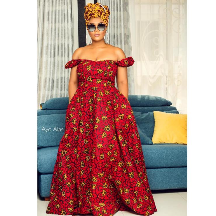 too much sauce! look perfect to any place in these amazing ankara styles TOO MUCH SAUCE! LOOK PERFECT TO ANY PLACE IN THESE AMAZING ANKARA STYLES bellanaijastyle asoebi bella rhonkefella 786