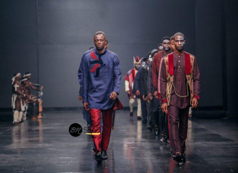 Lagos Fashion Week 2018 | Ugo Monye