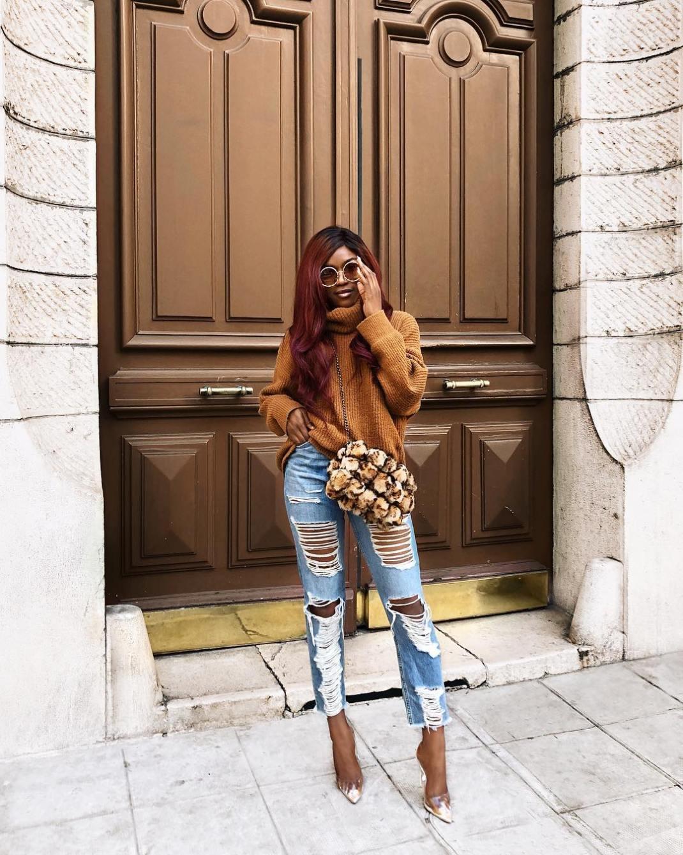 10BELLASTYLISTA 45 - 6 Ways To Style Denim In 2019