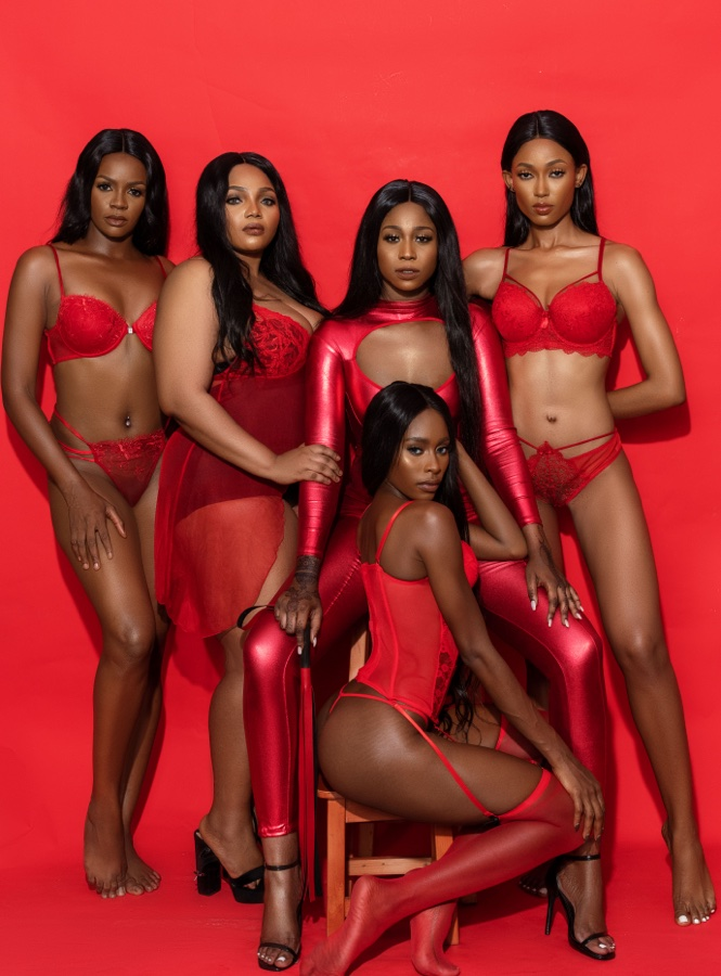 Lilian Afegbai's lingerie line is fire!