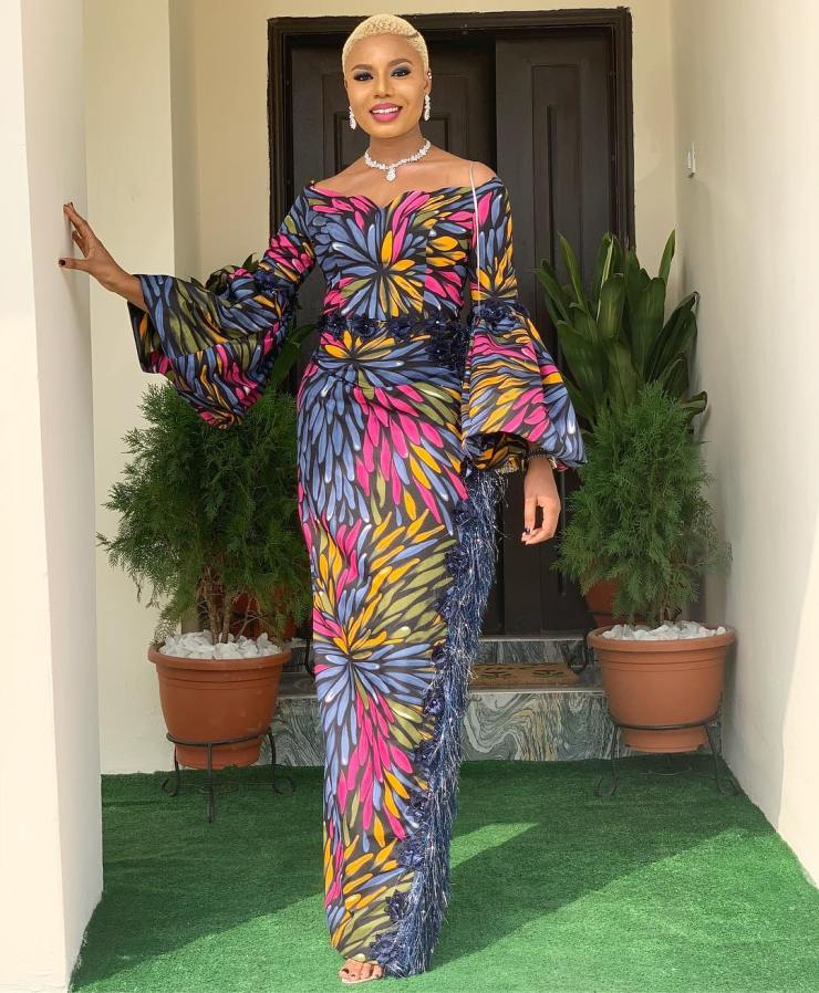 too much sauce! look perfect to any place in these amazing ankara styles TOO MUCH SAUCE! LOOK PERFECT TO ANY PLACE IN THESE AMAZING ANKARA STYLES  nancyisome