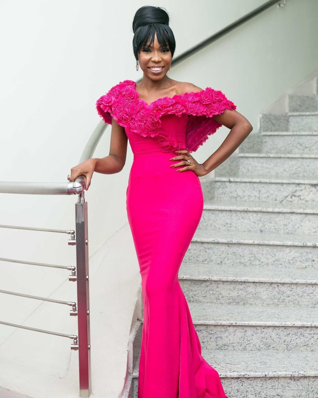 Celebrity Actress, Lala Akindoju's red carpet style is all the style inspiration you need