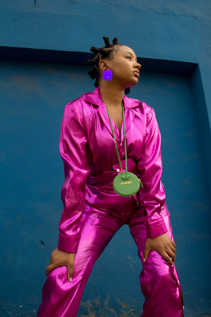 Temi Otedola, Femi Otedola's daughter is showing us style in Lagos
