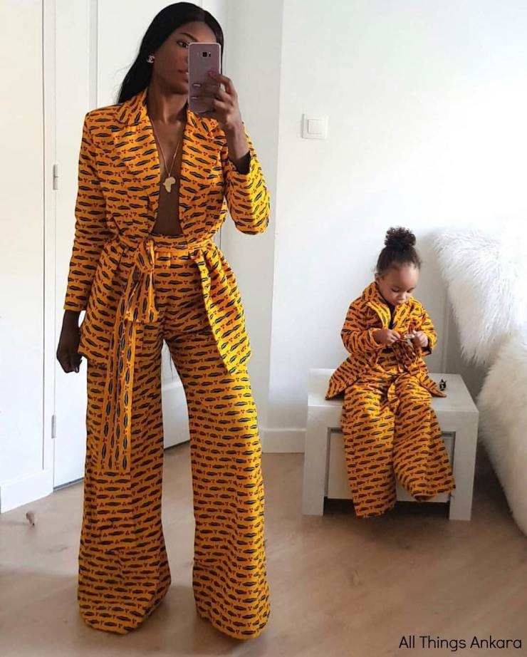 too much sauce! look perfect to any place in these amazing ankara styles TOO MUCH SAUCE! LOOK PERFECT TO ANY PLACE IN THESE AMAZING ANKARA STYLES vassylou