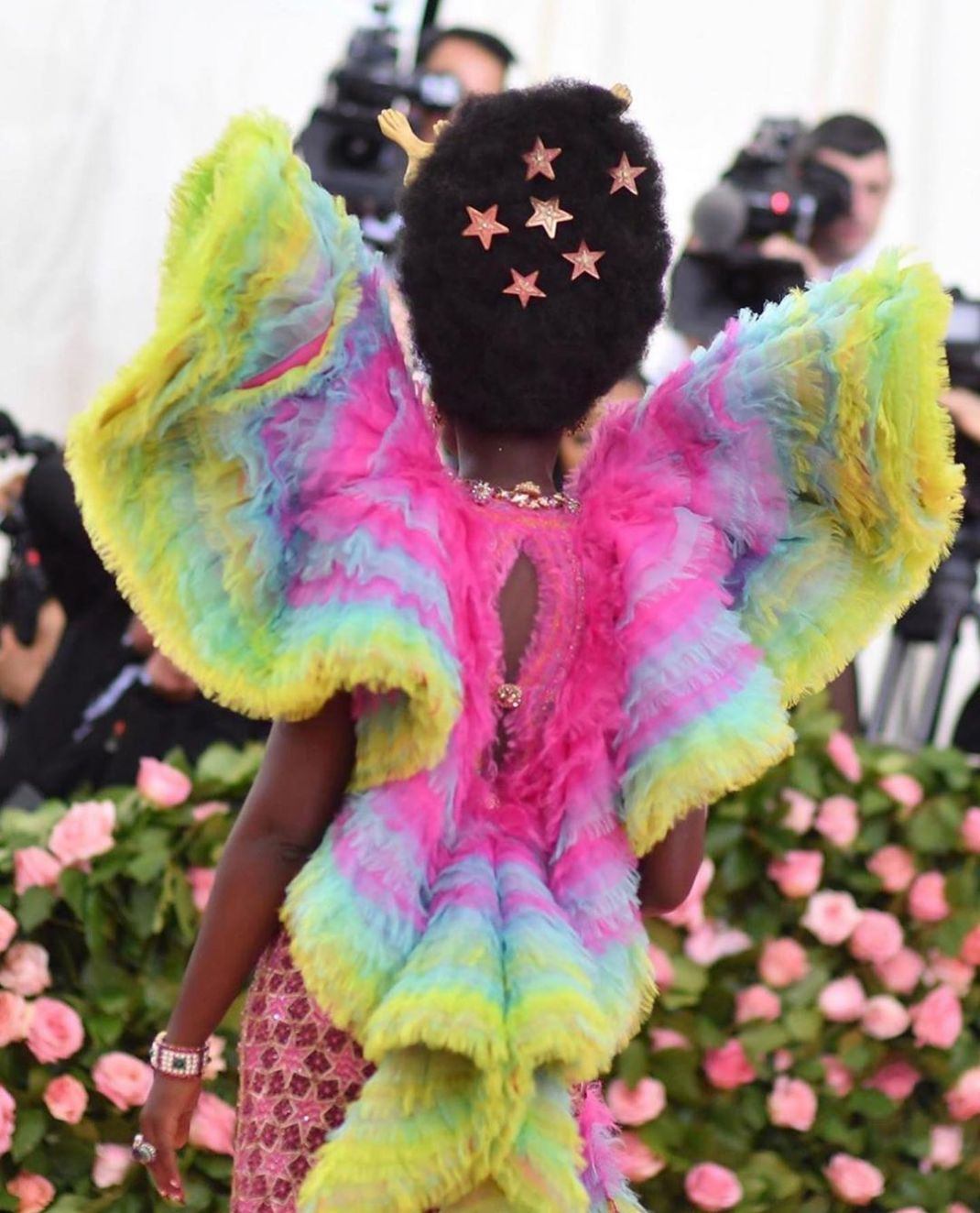 Here's Why We can't get over Lupita Nyongo's Met Gala 2019 Look!