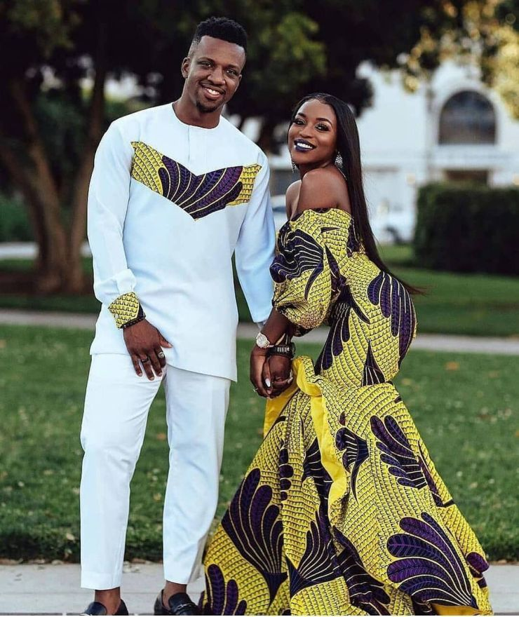 too much sauce! look perfect to any place in these amazing ankara styles TOO MUCH SAUCE! LOOK PERFECT TO ANY PLACE IN THESE AMAZING ANKARA STYLES E9O7L1bl
