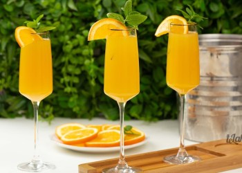 You'll Need To Attempt Telande World's  Subsequent Stage Palmwine Mimosa