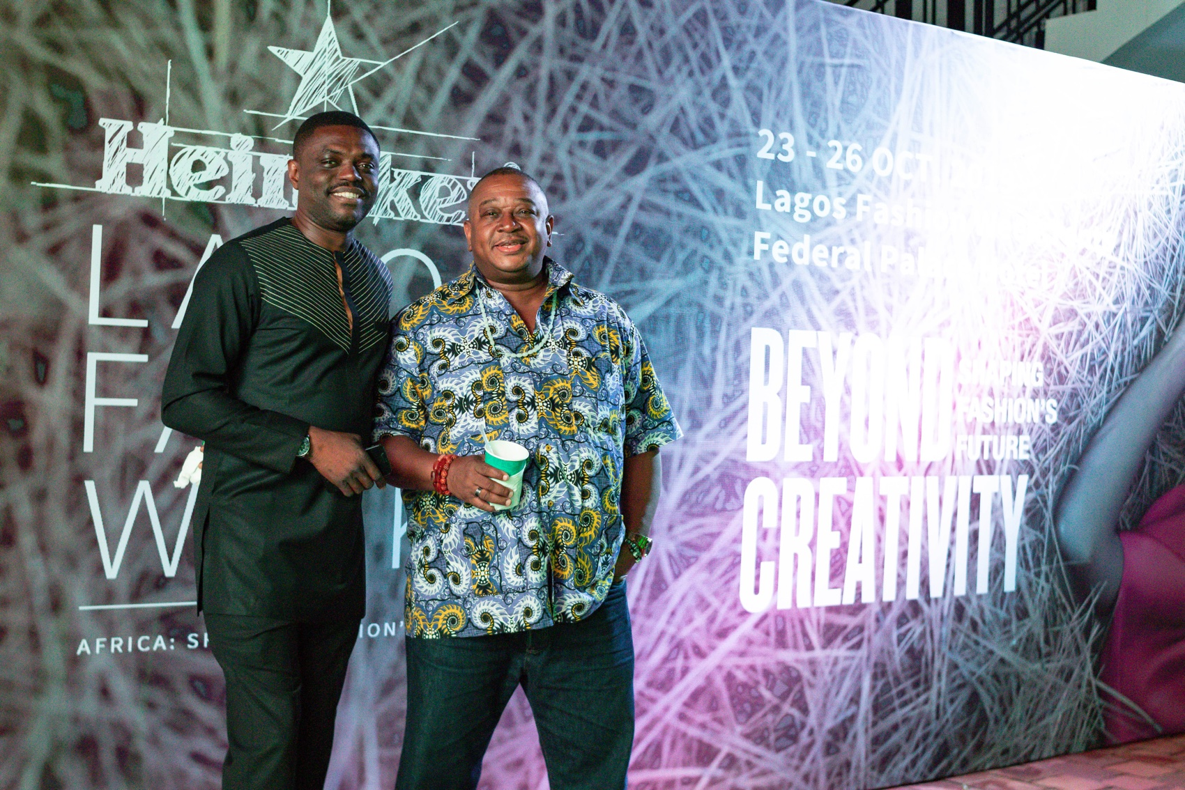 The Coolest Crowd Gathered For The Heineken Lagos Vogue Week 2019 Launch Occasion – See The Greatest Moments