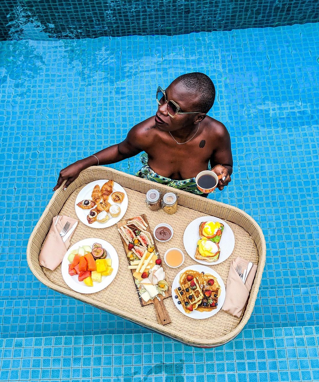 Methods to Expertise the Better of the Seychelles Based on Jessica Nabongo   BN Model