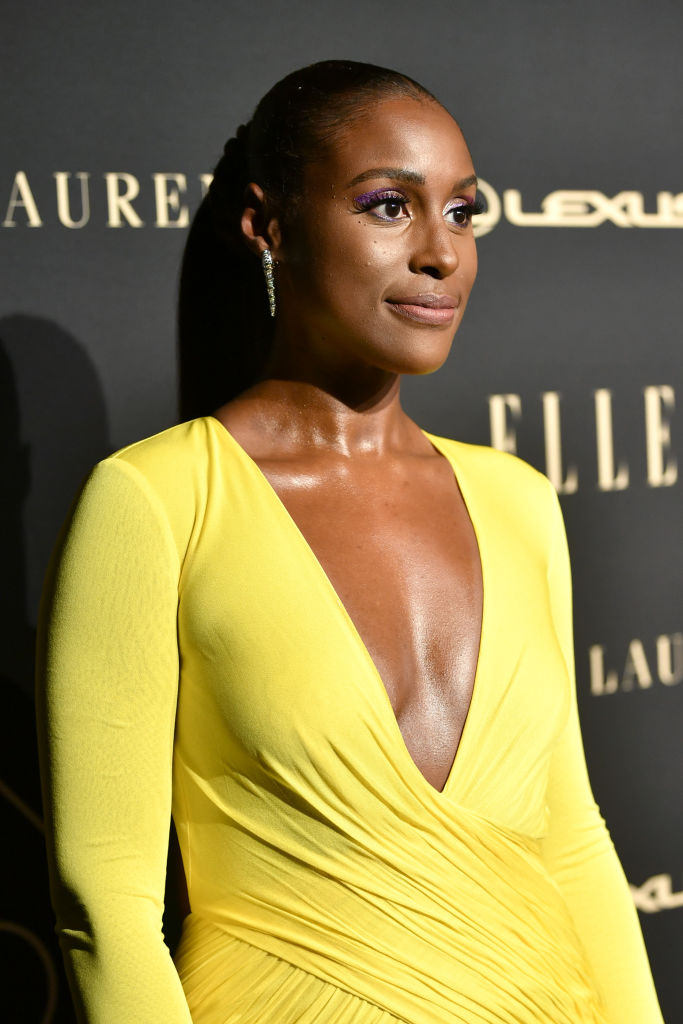 We're Calling It - Issa Rae Was The Finest Dressed Visitor At ELLE's 2019 Girls in Hollywood Occasion   BN Model