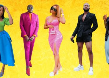 Lagos Vogue Week 2019: These Are The Road Fashion Developments Youre Certain To See