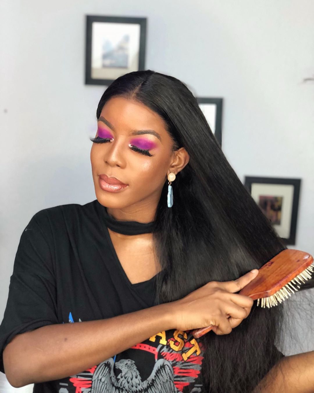WATCH: Abuja Youtuber Vivian Okezie Assessments Estée Lauder's Double Put on Basis, and the Outcomes Have been Superb
