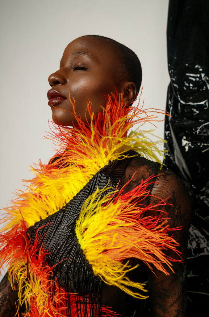Like A Bird of Paradise, Fruch Lights Up The Nigerian Style Scene | BN Style