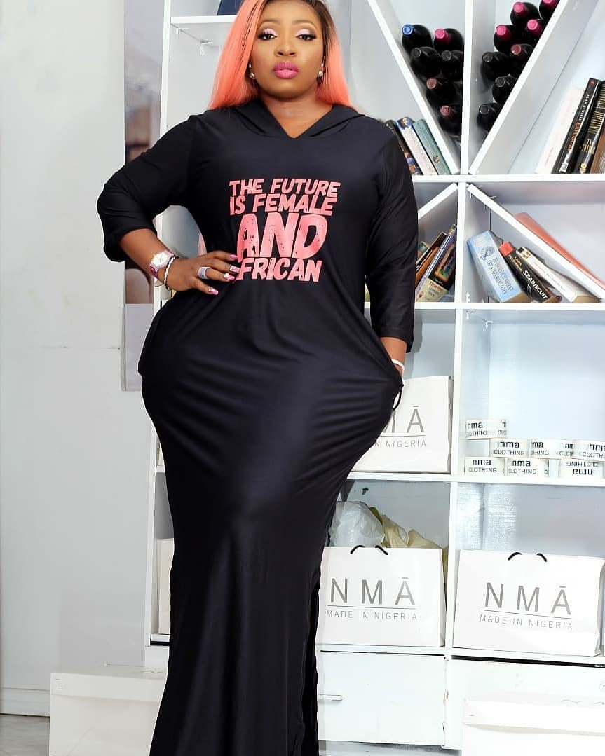 If You're Working From Dwelling, You'll Love This Chic Nma Dress That's Also Super Comfy | BN Style