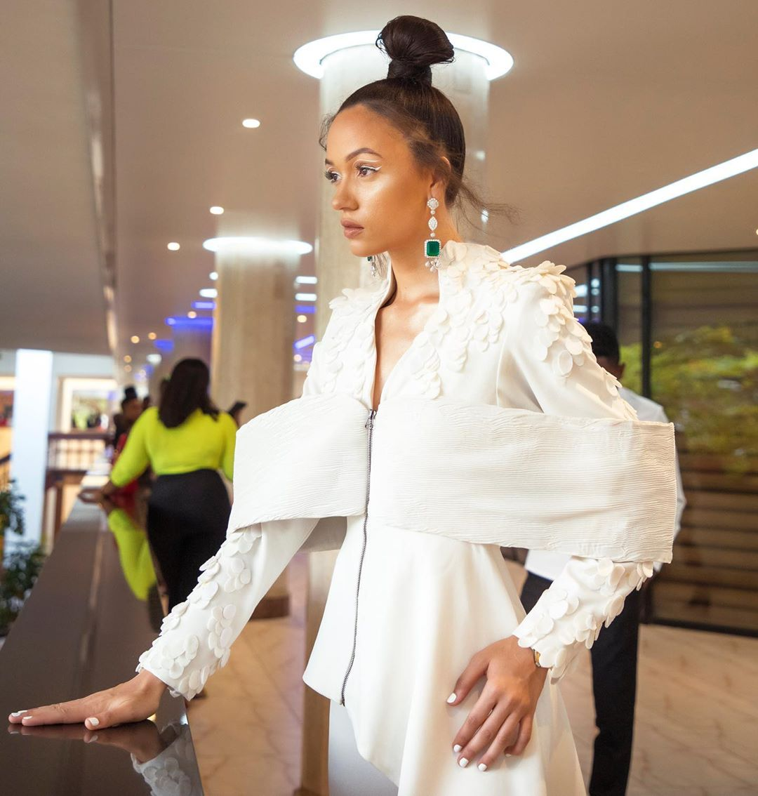 Consideration: Non-Traditional BellaStylista Brides,Let Eku Edewor's #AMVCA7 Look Inspire Your Bridal Style | BN Style