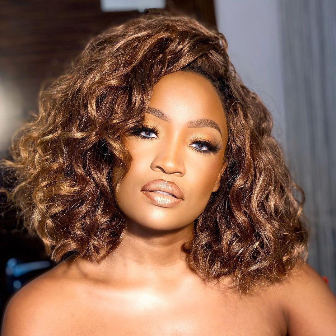 Celebrity Hairstylist Bernard Smiless Spills All the Details On Ini Dima-Okojie & Uru Eke's Stellar Hairstyles At #AMVCA7 | BN Style