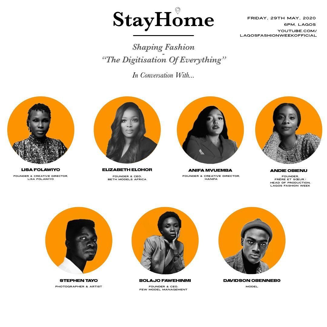 Lisa Folawiyo, Stephen Tayo, Anifa Mvuemba Join Omoyemi Akerele To Discuss The 'Digitization of Everything' In the Fashion Industry | BN Style