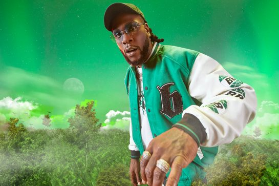 The Burna Boy x boohooMAN Collection Is Here — and It's Iconic! | BellaNaija