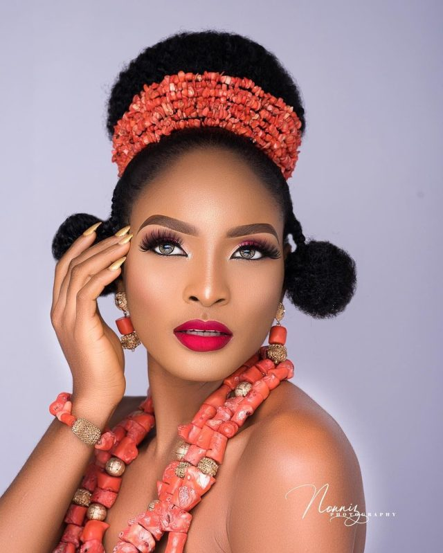 ever heard of the traditional ngala hairstyle? igbo brides