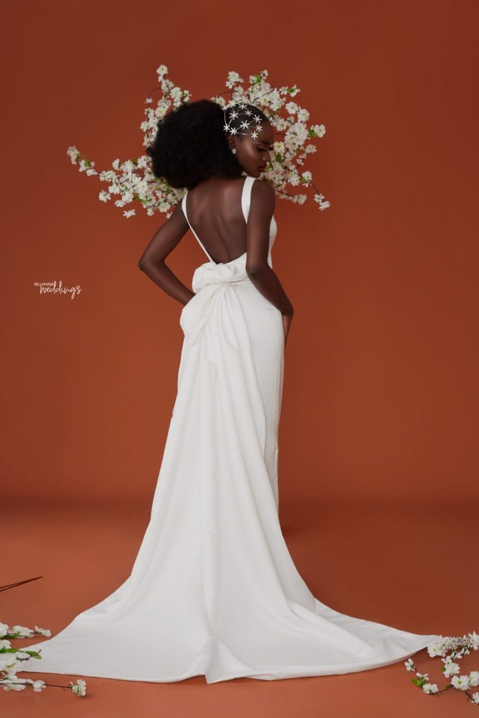 "BN Bridal: Wana Sambo Releases her Debut Bridal Assortment tagged ""Grace and Elegance"""