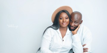 Kemi & Funsho's Pre-wedding Shoot is all the Cuteness You Need Today