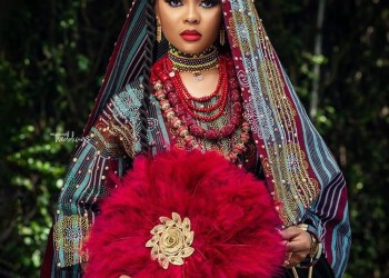 This Fulani Bridal Beauty Inspiration Look is Everything and More