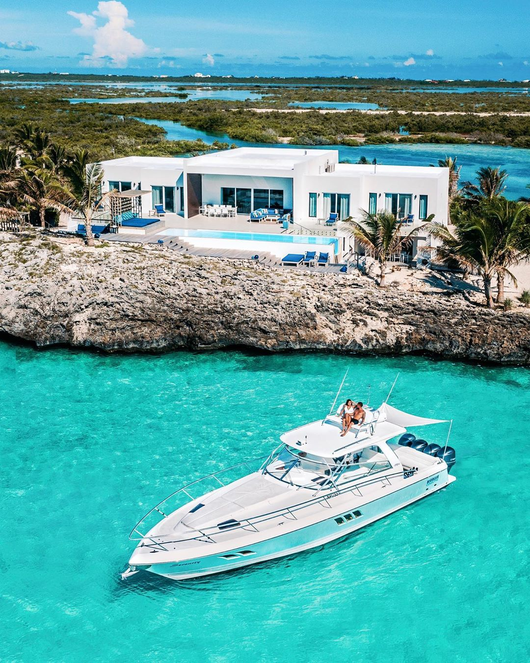 Get your Bags Packed for a Baecation in theTurks and Caicos Islands