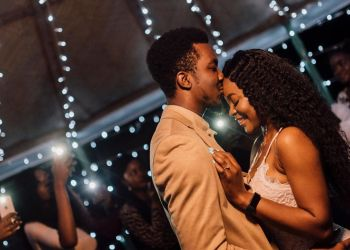 You Need to See how Banji Popped the Big Question to his Lover