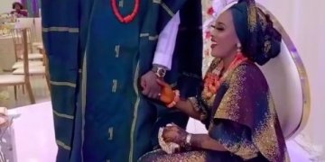 This Ghanaian Bride & her Groom will have you Smiling in a Sec