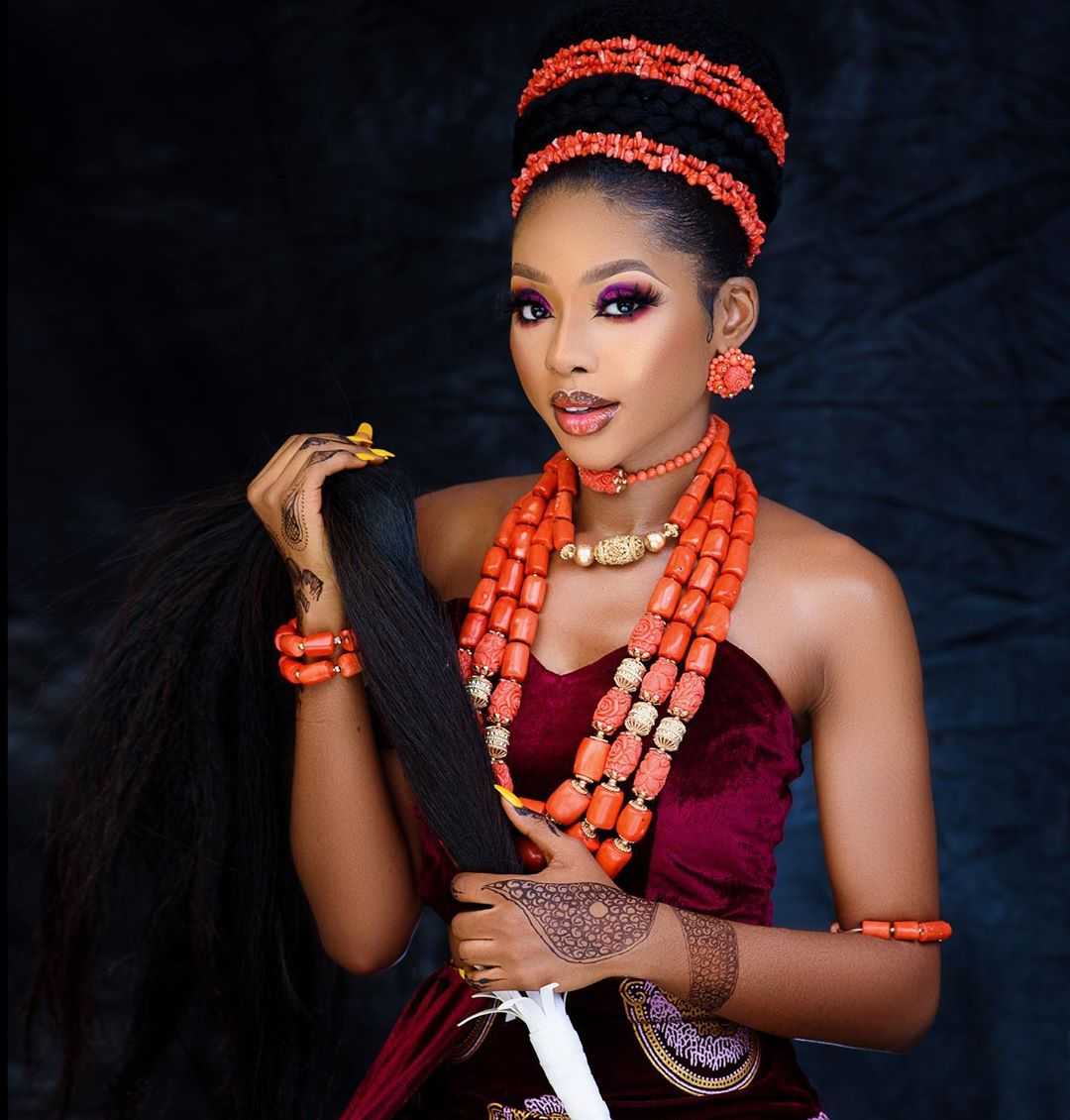This Igbo Bridal Beauty Inspo will Leave You Wanting More