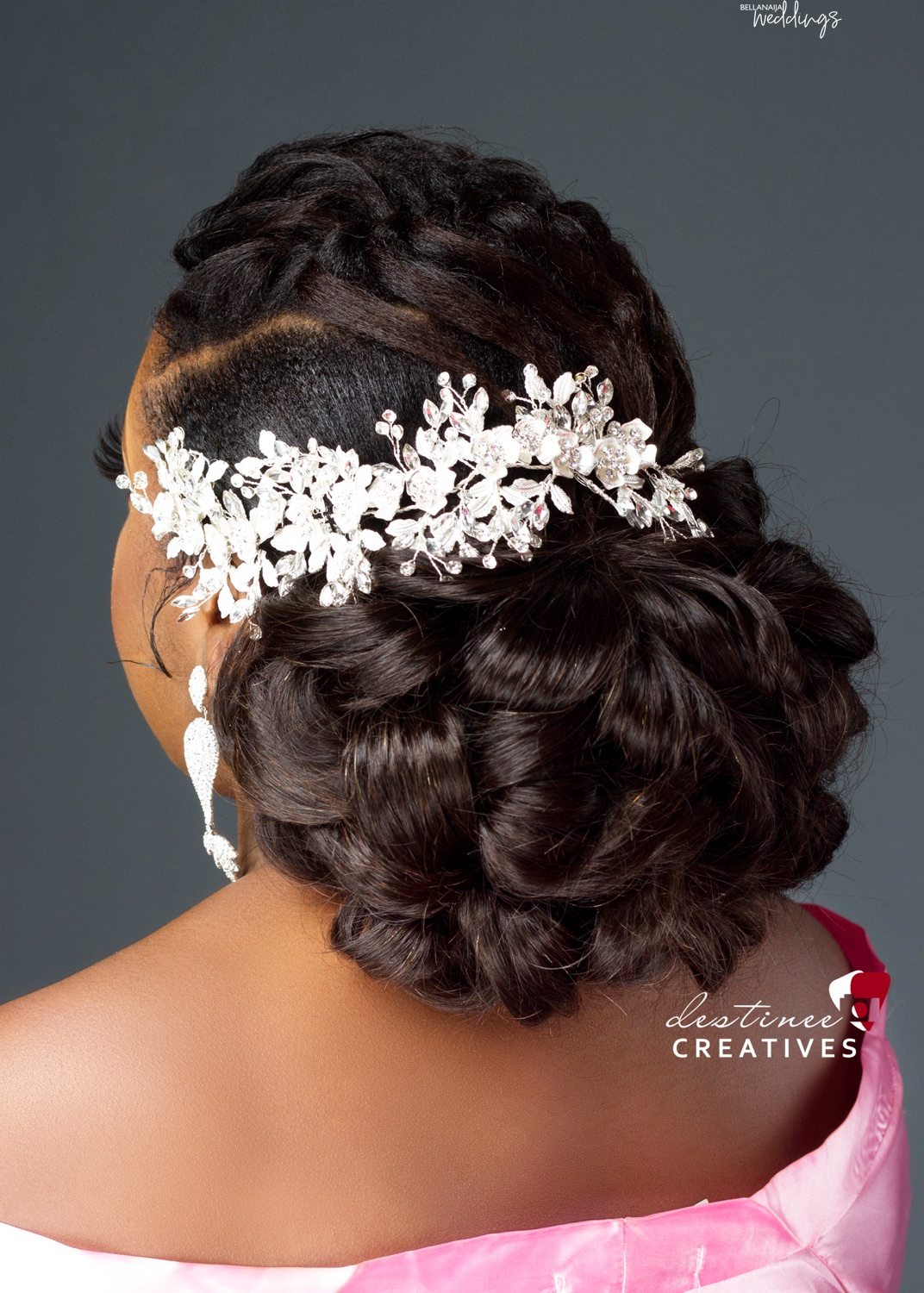 Thinking of How to Style Your Bridal Hair? Didi Richards has 5 Tips to Help