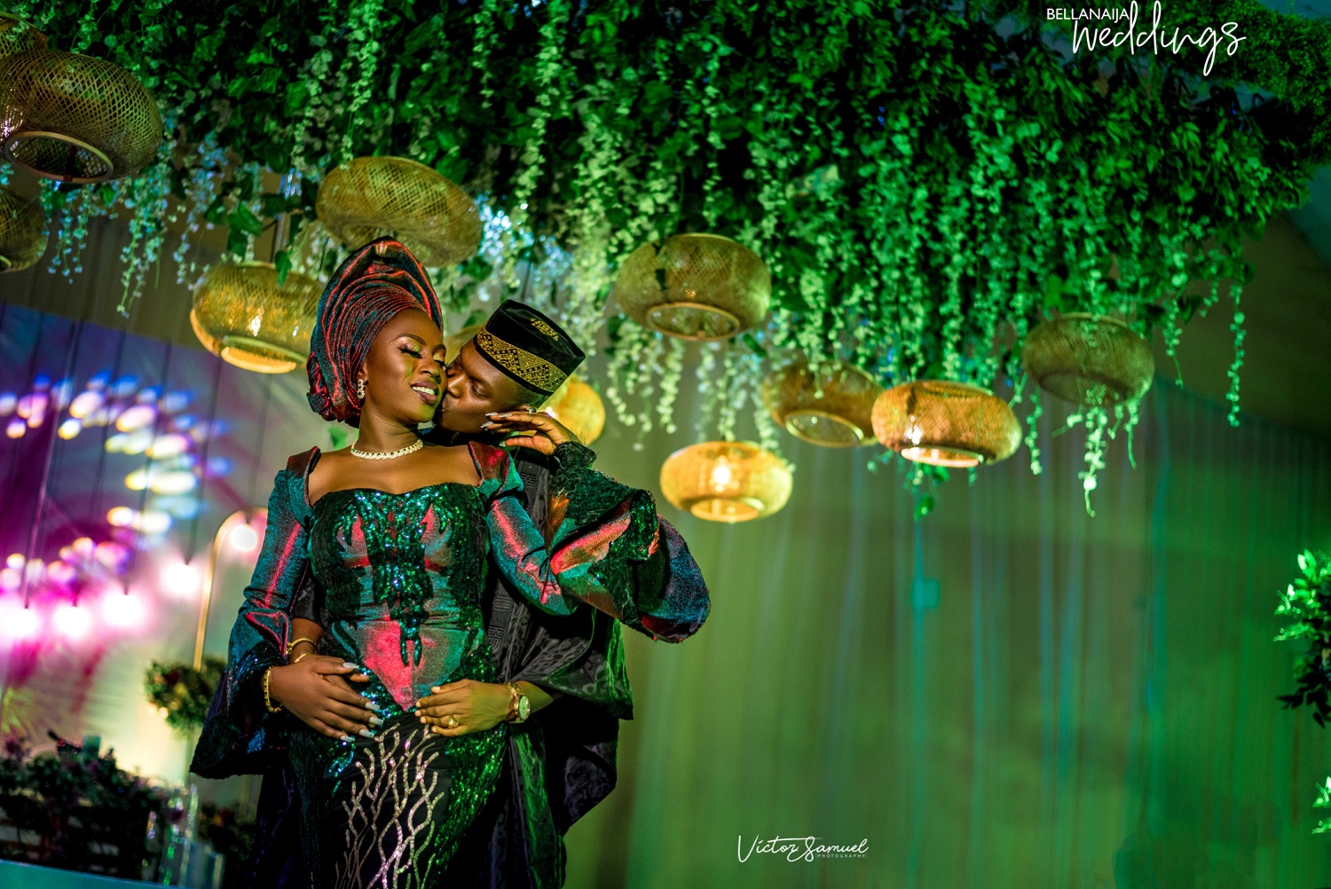 They Went from Being Neighbours to Lovers! See Their Traditional Wedding
