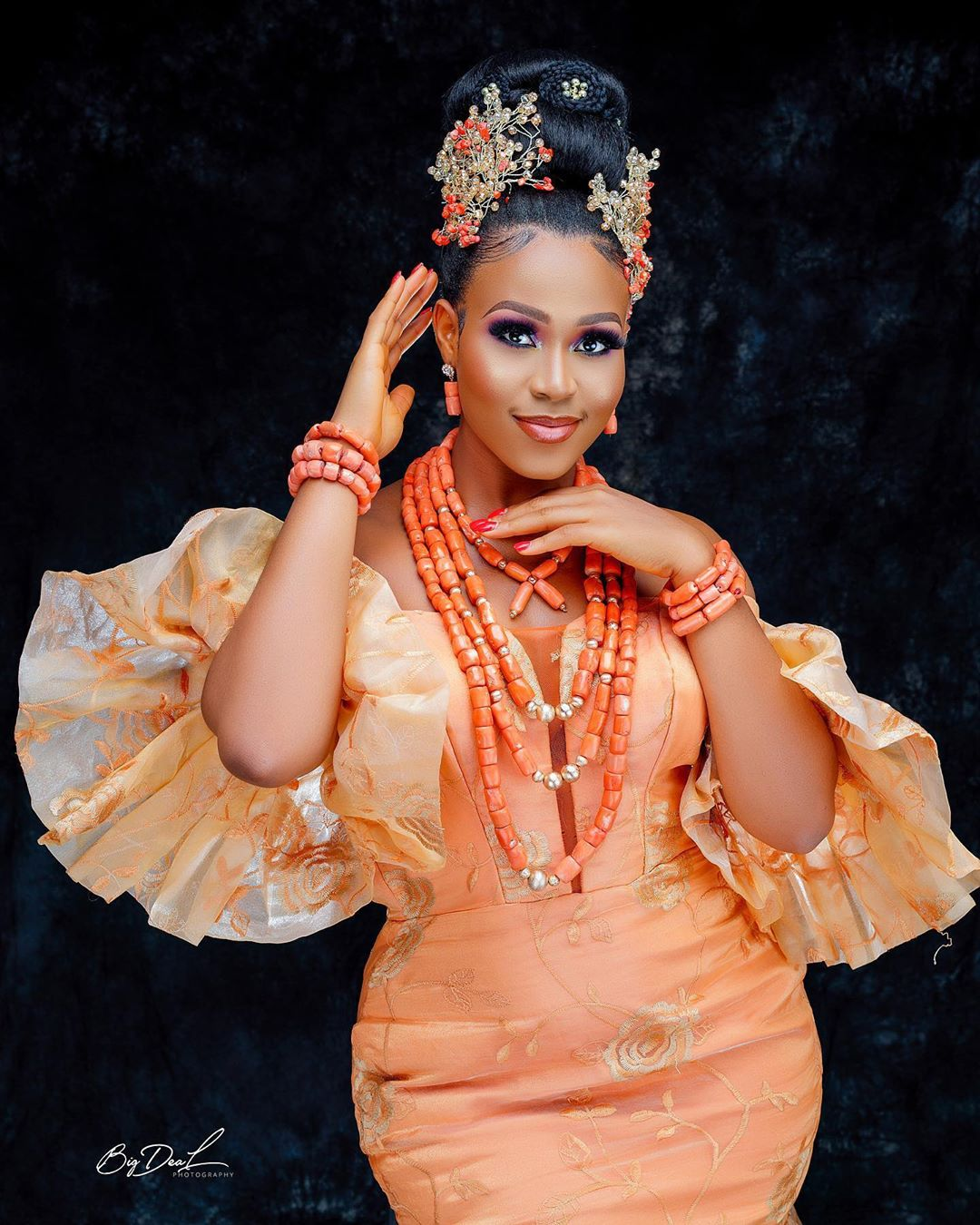 This Igbo Beauty Look will Have You Slaying Like a Queen