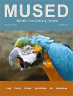 Winter 2010 Cover - Mused