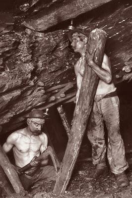 dalla miniera alle passerelle