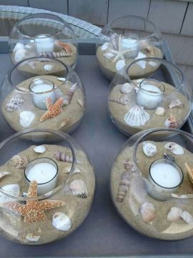 candele marine