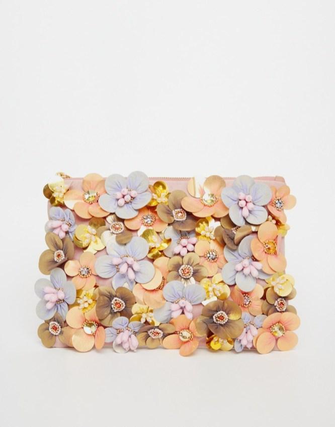 pochette fiorita